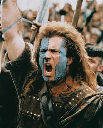 Mel Gibson Brave Heart